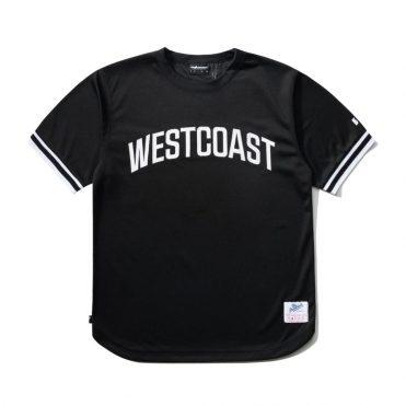 The Hundreds West Coast Jersey Black
