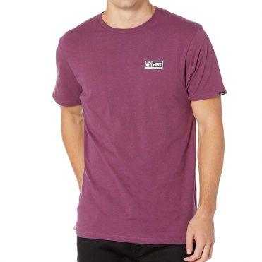 Vans Crosspoint T-Shirt Prune