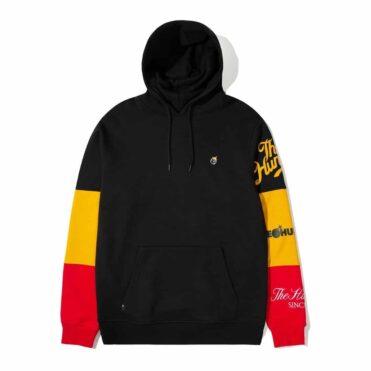 The Hundreds Hollow Pullover Sweatshirt Black