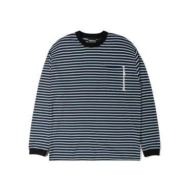 The Hundreds Jones Long Sleeve Knit T-Shirt Black
