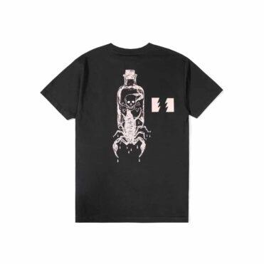 The Hundreds Poison T-Shirt Black