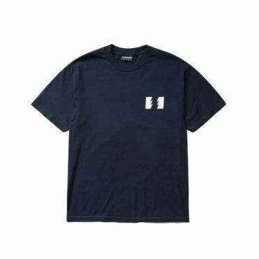 The Hundreds Wildfire T-Shirt Navy