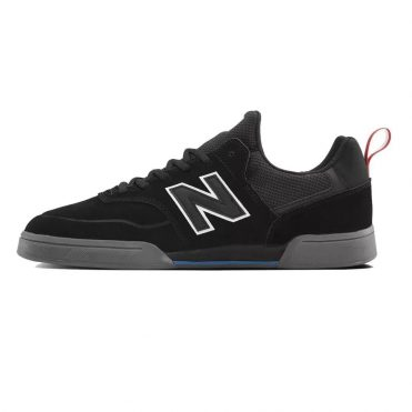 New Balance Numeric 288 Shoe Black Grey
