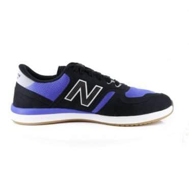New Balance Numeric 420 Shoe Black Blue