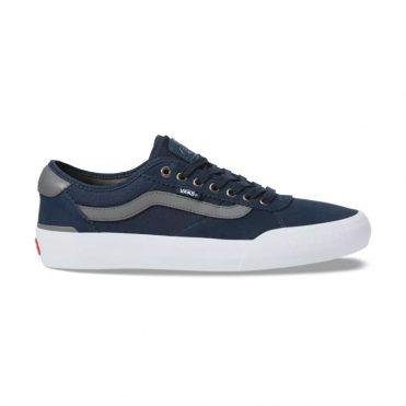 Vans Chima Pro 2 Shoe Dress Blues Quiet Shade