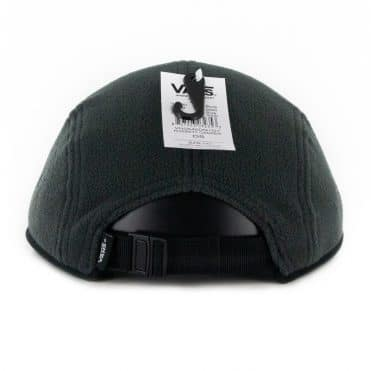 Vans Russett Camper Snapback Hat Asphalt
