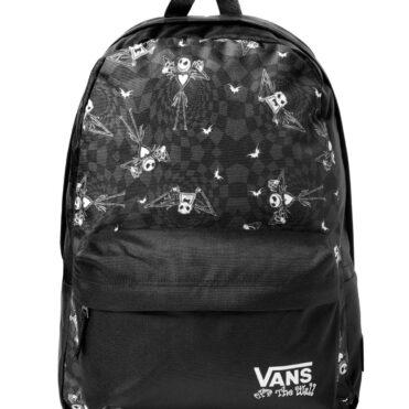 Vans x The Nightmare Before Christmas Jacks Check Backpack Jack Check Nightmare