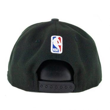 New Era 9Fifty San Antonio Spurs City Series 2019 Snapback Hat Black
