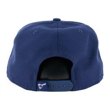 New Era 9Fifty San Diego Padres Logo Elements Snapback Hat Light Navy