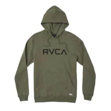 RVCA Big RVCA Hooded Sweatshirt Olive