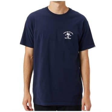 Vans Happy Hour T-Shirt Navy