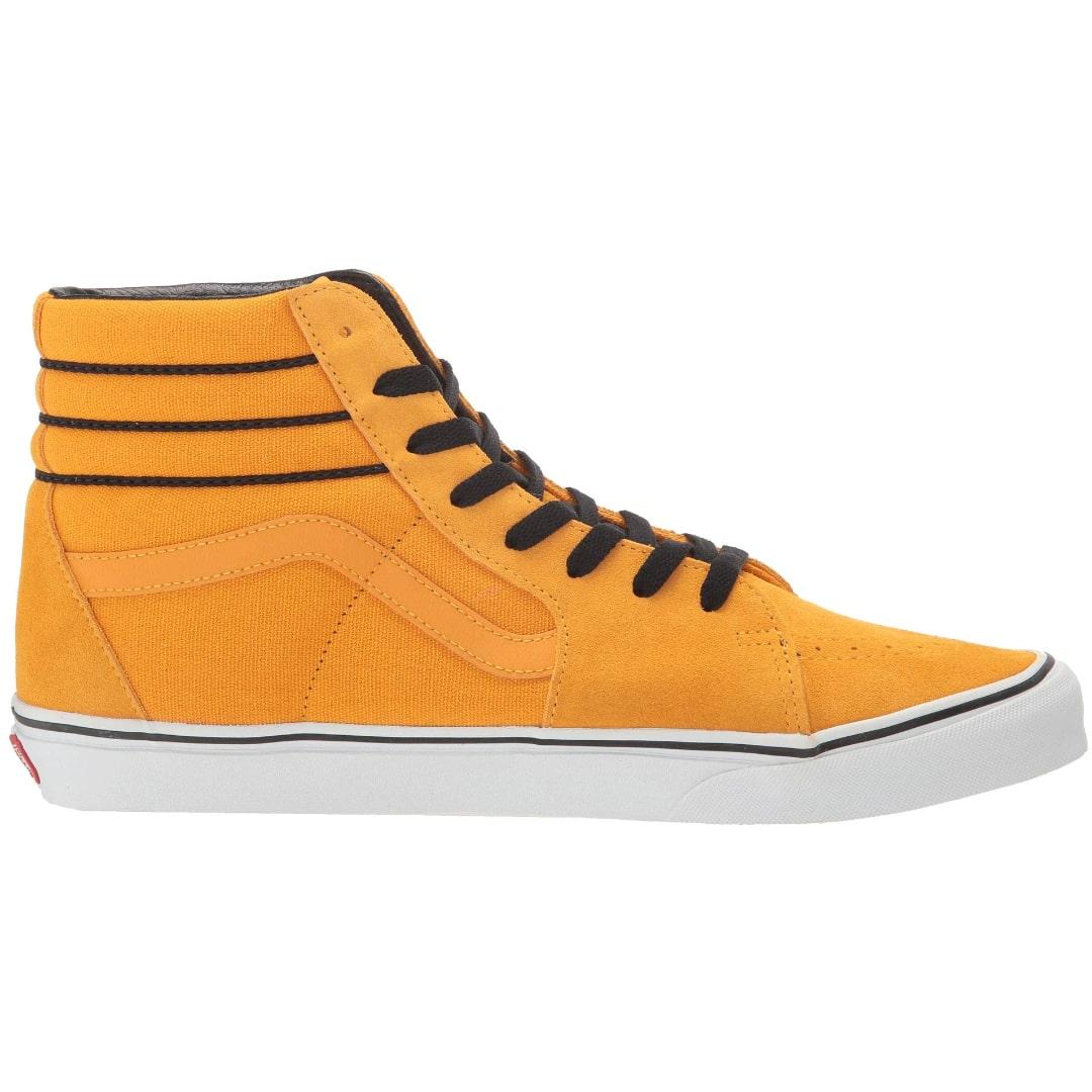 Vans Sk8-Hi Sport Stripes Shoe Cadmium