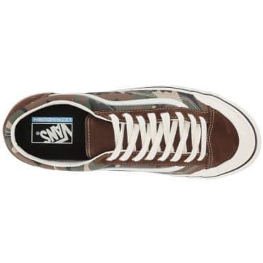 Vans Style 36 Decon SF Shoe Camo Marshmallow