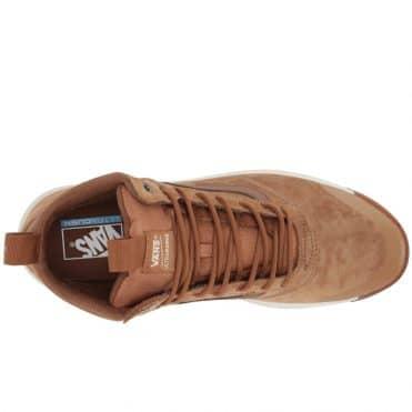 Vans Ultrarange HI DL MTE Shoe Chipmunk Marshmallow