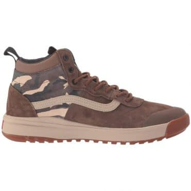 Vans Ultrarange HI DL MTE Shoe Dark Earth Nomad Camo