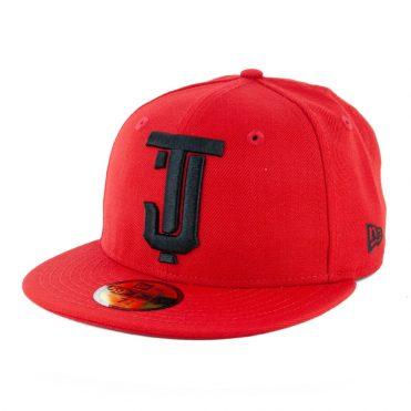 New Era 59Fifty Tijuana Toros Fitted Hat Red Black