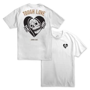 Sketchy Tank Tough T-Shirt White