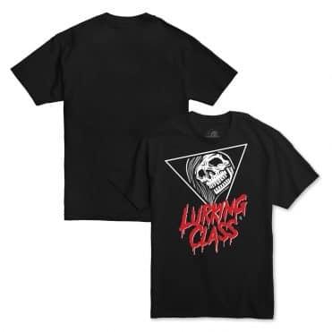 Sketchy Tank Tri T-Shirt Black