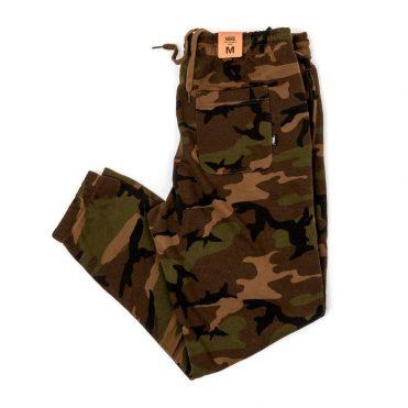 Vans Basic Fleece Pants Camo