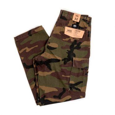 Vans Nailhead Cargo Pants Camo
