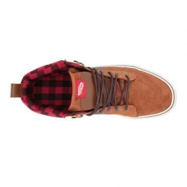 Vans Sk8-Hi MTE Shoe Glazed Ginger Marshmallow