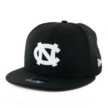 New Era 9Fifty North Carolina Tar Heels Snapback Black