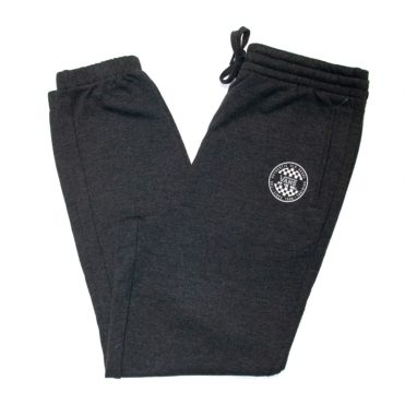 Vans OG Checkered Fleece Pant Black Heather