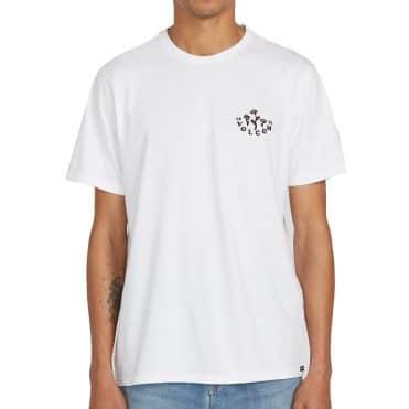 Volcom Bloom Of Doom T-Shirt White