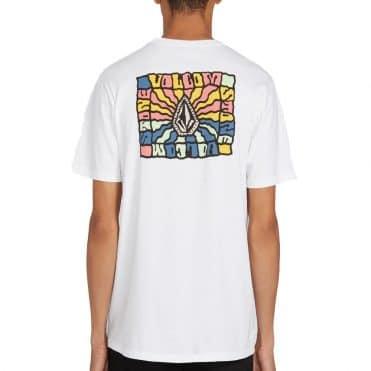 Volcom Day Waves T-Shirt White