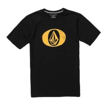 Volcom Eliptical T-Shirt Black