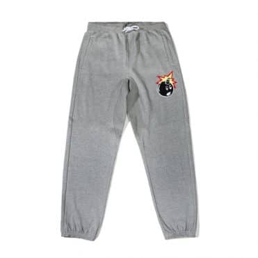 The Hundreds Camp Sweatpants Athletic Heather