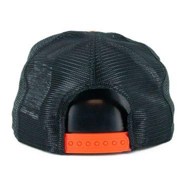 New Era 9Fifty San Francisco Giants Heritage Series 73-82 Trucker Hat Black