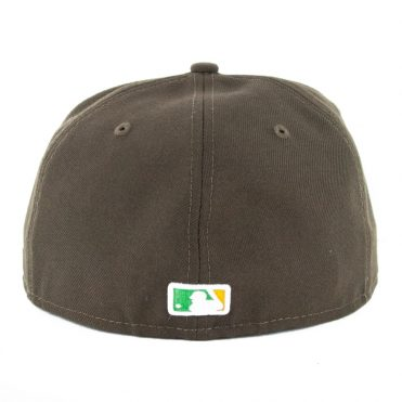 New Era x Billion Creation 59Fifty San Diego Padres Palm Fitted Hat Brown