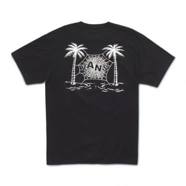 Vans Caught Up T-Shirt Black