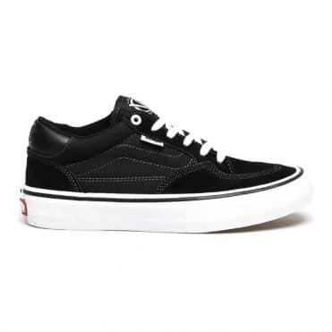 Vans Rowan Pro Shoe Black White