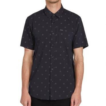 Volcom Mark Mix T-Shirt Black