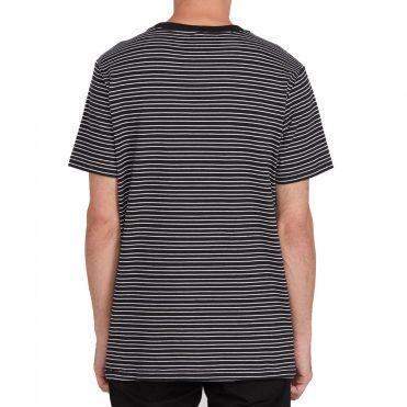 Volcom Smithers Crew T-Shirt Black