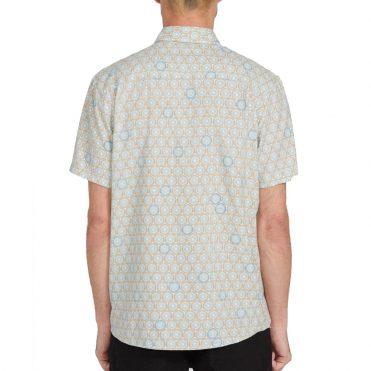 Volcom Sun Medallion T-Shirt Resin Blue