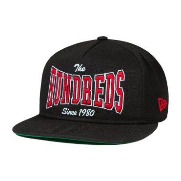 The Hundreds Dribble Snapback Hat Black