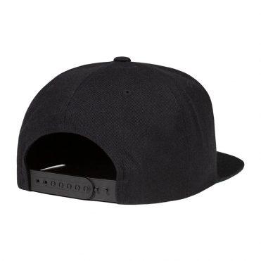 The Hundreds Forward Snapback Hat Black