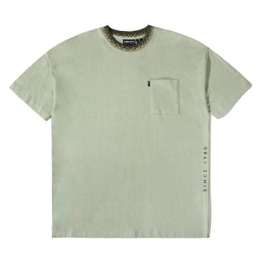 The Hundreds Summit T-Shirt Sage