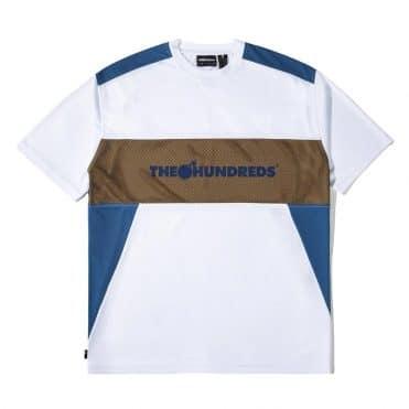 The Hundreds Trek T-Shirt White