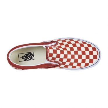 Vans Classic Slip-On Shoe Picante True White