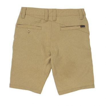 Volcom Frickin Static 2 Shorts Dark Khaki