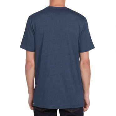Volcom Stone Army T-Shirt Navy