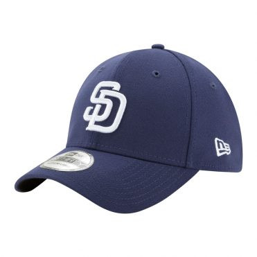 New Era 39Thirty 2019 San Diego Padres Game Stretch Fit Hat Navy