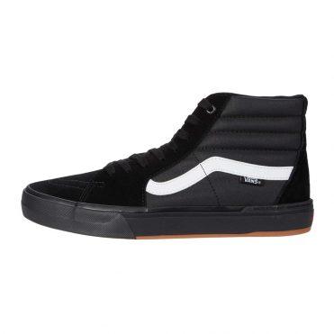 Vans Sk8-Hi Pro BMX Shoes Black White